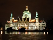 Hannover: Rathaus