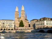 Zurich: Grossmunster