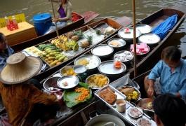 Thailand, ein Land für alle 5 Sinne