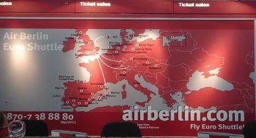 Airberlin und NIKI fliegen verstärkt nach Osteuropa