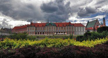 EM 2012: Warschau, das Herz Polens (2/8)