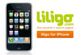 liligo für iPhone, so finden Sie ihren Flug!