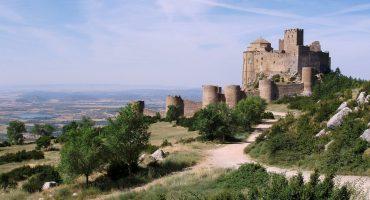 Spanien, Burg nach Burg