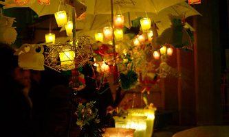 Fête des Lumières – Lumignons und Hi-Tech-Lightshows