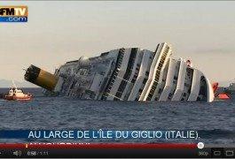 Costa Concordia, das sinkende Traumschiff