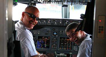Schmuggelnde Piloten und andere Überflieger