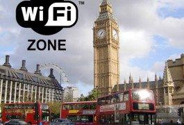 London plant größte Gratis-WLAN-Zone Europas