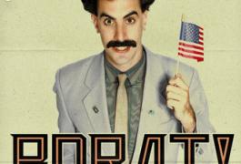 Kasachstan bedankt sich (endlich) bei Borat