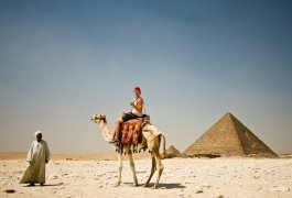 Neue ägyptische Pyramiden, gefunden auf Google Earth