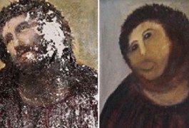 Verpfuschtes Fresko sorgt für Touristenboom