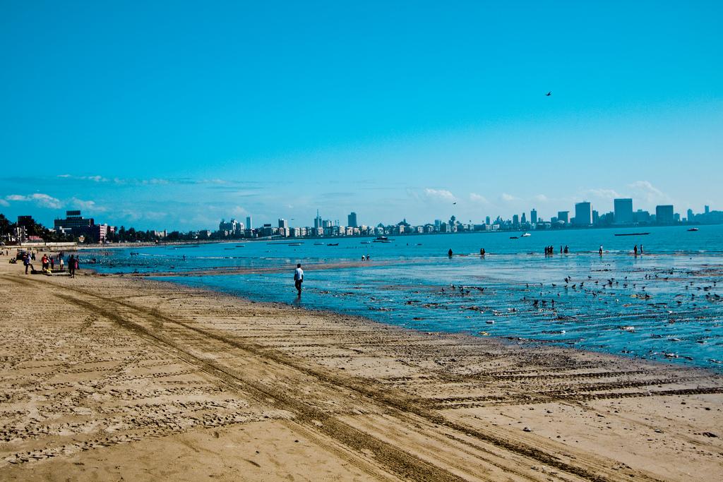 mumbai-strand