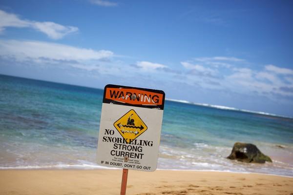 strand-stroemung