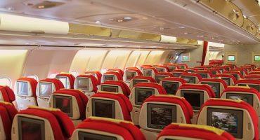 Individuelles Klima im Flugzeug