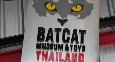 Batcat-Museum – Nerd-Alarm in Bangkok