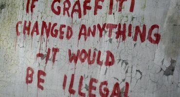 Mit Banksy durch London