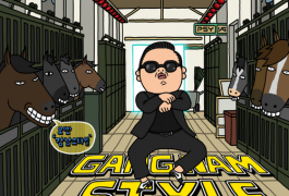 Im Gangnam Style durch Seoul
