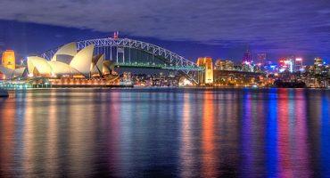 Kostenlos durch Sydney