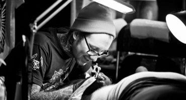 Tattoo-Conventions werden Sie markieren…