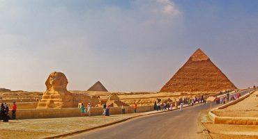 Nach den Buddhas von Bamiyan auch die Pyramiden von Gizeh?
