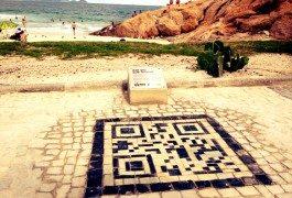 Mit QR-Codes durch Rio de Janeiro