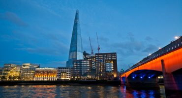 The Shard – Teurer Panoramablick auf London