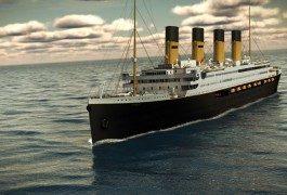 Milliardär baut Titanic II