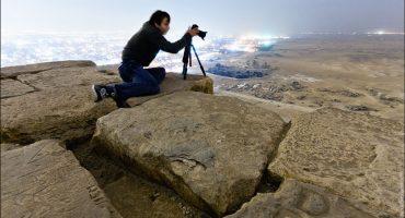 Verbotene Fotos von der Cheops-Pyramide
