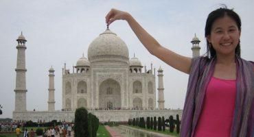 Wie sicher ist Frau in Indien?