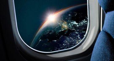 KLM verlost Flug ins All