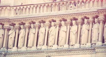 Alles Gute zum Geburtstag, Notre-Dame!