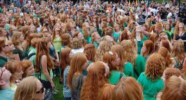 Redhead Days: Festival für Rotschöpfe