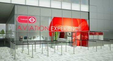 Emirates eröffnet ersteErlebniswelt der Luftfahrt