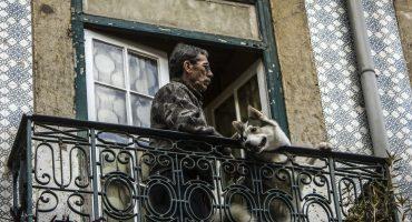 Fotoserie: Fassaden und Fenster von Lissabon