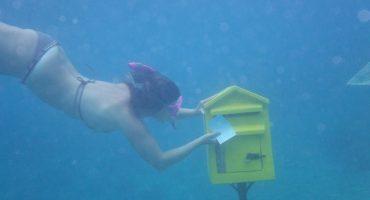 Unterwasserpost und Vulkanbriefkasten: Schöne Grüße aus Vanuatu!