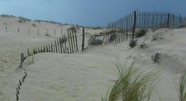 Dune du Pilat: Bau mir eine Burg aus Sand