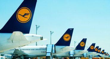 Die Lufthansa mit Gebühr für Sitzplätze am Notausgang