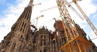 La Sagrada Família, die wohl berühmteste Baustelle Europas