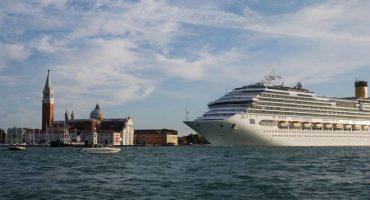 Venedig verbannt große Kreuzfahrtschiffe