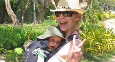 Interview mit Nadine von Planet Hibbel: So reist sie mit ihren Kindern durch die Weltgeschichte