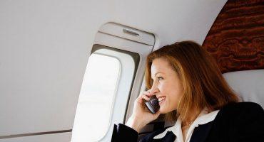 Grünes Licht für Handys im Flugzeug