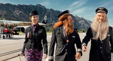 Top 5 der lustigsten Airline-Werbespots