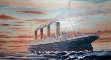 Todesangst im Vergnügungspark: Titanic-Untergang als Simulator