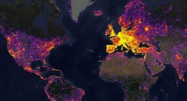 Sightsmap:Google präsentiert die meistfotografierten Orte der Welt