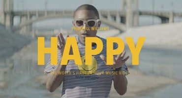 Top 5: Happy-Welttour mit Pharrell Williams