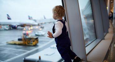 Wenn Kinder allein fliegen