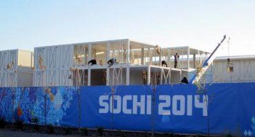 Olympische Winterspielein Sochi: Zwischen Bauchaos und Angst vor Anschlägen
