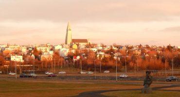 Island-Fotoserie: Reykjavik im Detail