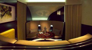 Etihad präsentiert fliegende Luxus-Suiten für VIP-Passagiere