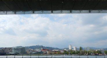 Linz-Fotoserie: Von der Industriestadt zur Kulturhauptstadt