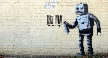 Große Banksy-Ausstellung in London